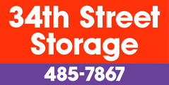 34th Street Storage logo